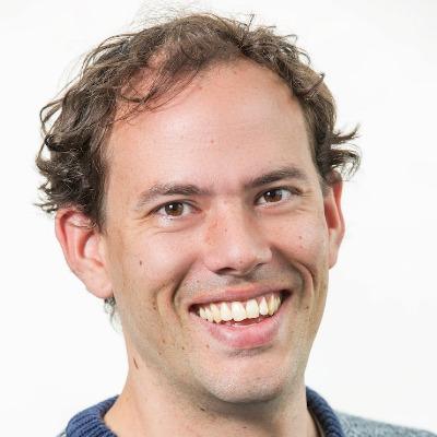 Portrait Erdweg, Prof. Dr. Sebastian