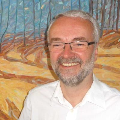 Portrait Gipper, Univ.-Prof. Dr. Andreas