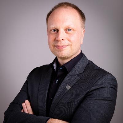 Portrait Hensel, PD Dr. Benedikt