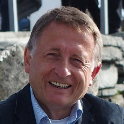 Portrait Breul, Univ.-Prof. Dr. Wolfgang