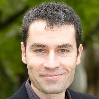 Portrait Oberlack, Univ.-Prof. Dr. Uwe Gerd
