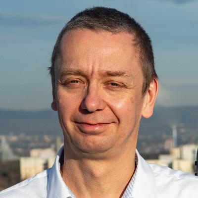 Portrait Spichtinger, Univ.-Prof. Dr. Peter