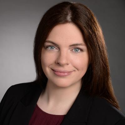 Portrait Gallion, Univ.-Prof. Dr. Nina