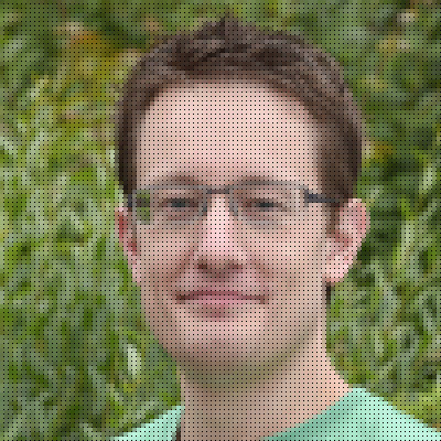 Portrait Müller, André