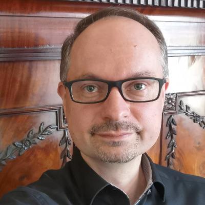Portrait Goltz, Dr. Andreas
