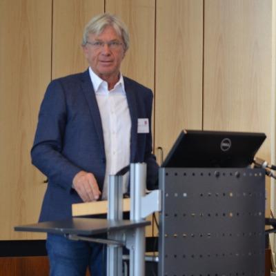 Portrait Horn, Univ.-Prof. Dr. Friedrich