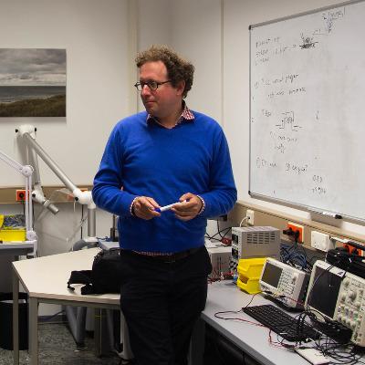 Portrait Berger, Univ.-Prof. Dr. Niklaus