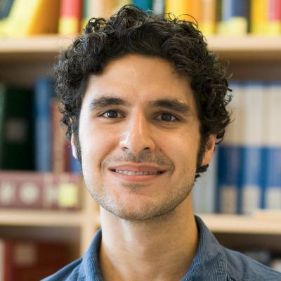 Portrait Nikoubashman, Dr. Arash