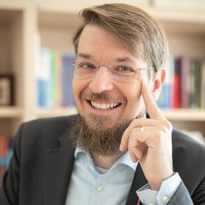 Portrait Seiffert, Univ.-Prof. Dr. Sebastian