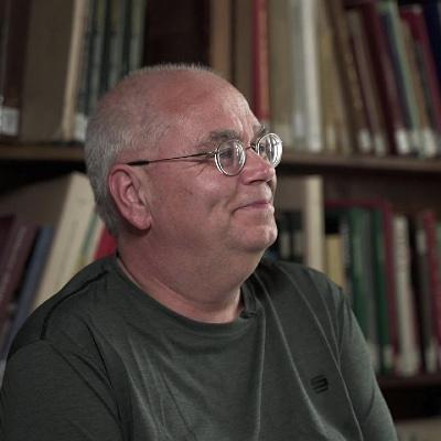 Portrait van der Veen, PD Dr. Pieter