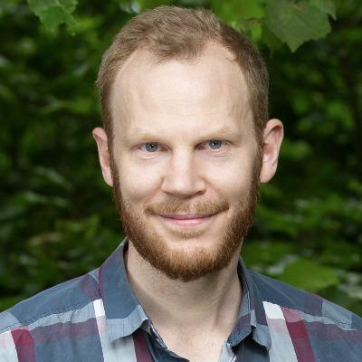 Portrait Kasemets, Tomas