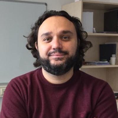 Portrait Bouros, Jun.-Prof. Dr. Panagiotis
